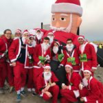 Across Europe, Graduate Santas Running for ASTRiiD