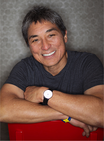 Guy Kawasaki will be speaking at the Salesforce.org Higher Ed Summit in 2018.