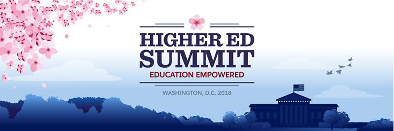 2018 Higher Ed Summit