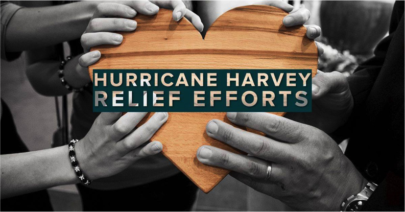 Hurricane Harvey victims got aid from the American Red Cross, thanks in part to pro bono efforts from Salesforce for nonprofits.
