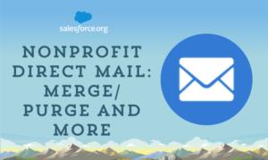 Nonprofit Direct Mail Merge