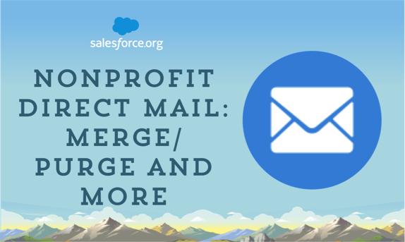 Nonprofit Direct Mail Merge