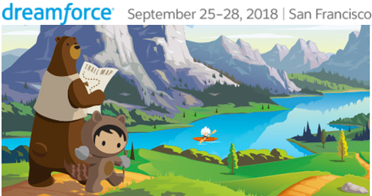 Dreamforce '18 Save the Date