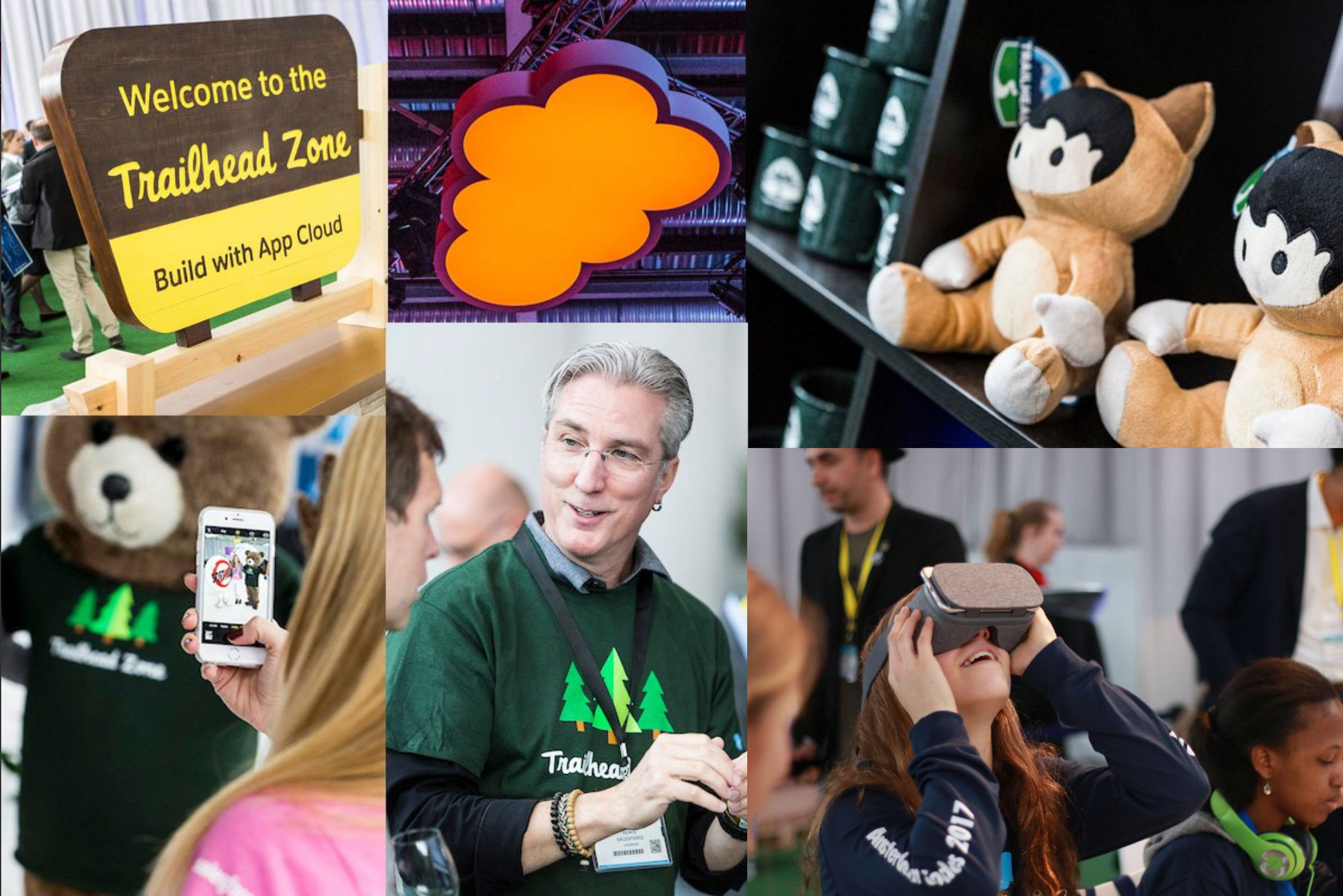 Salesforce World Tour Amsterdam for nonprofits and higher education attendees