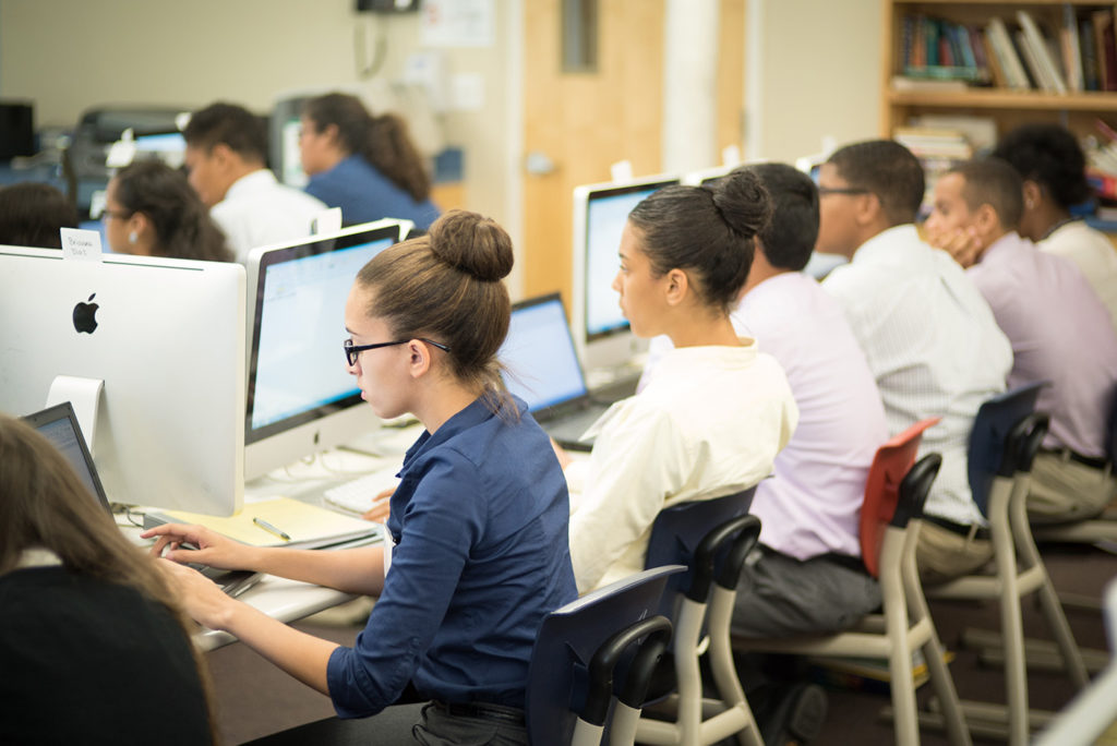Cristo Rey uses Salesforce for K-12 Education