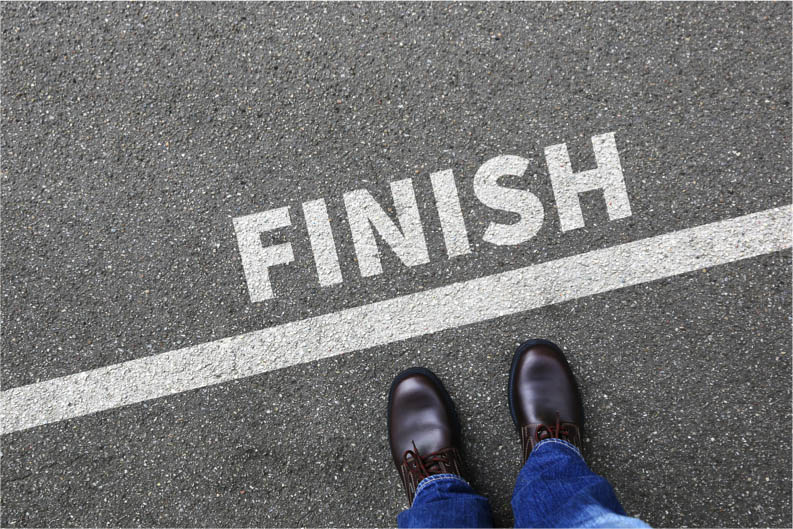 stepping up to the finish line - improving nonprofit impact measurement