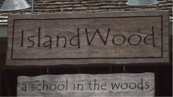 Island Wood A School in the Woods