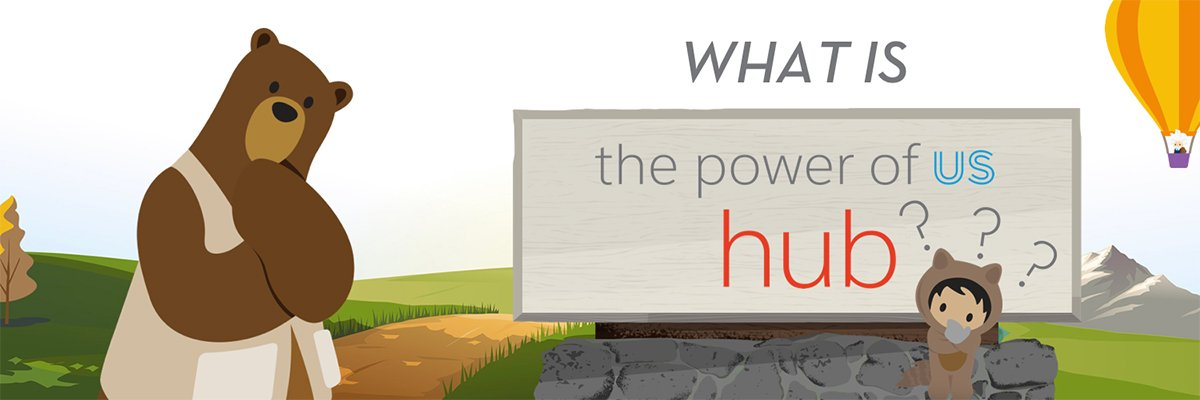 Power of Us Hub