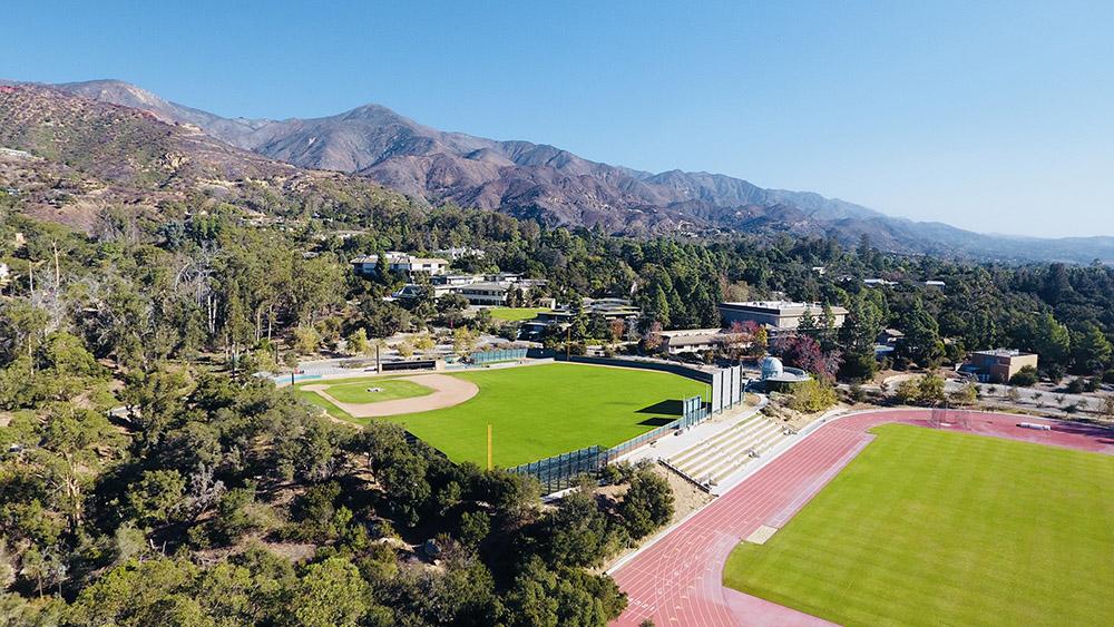 Westmont College campus