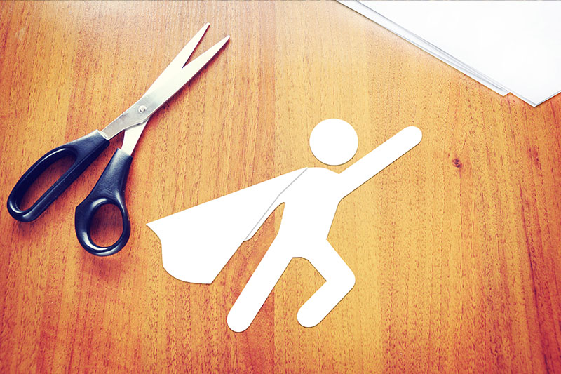 With transparency on financial metrics across your organization, you'll have the trust of your team so everyone can grow the organization. You may not wear a superhero cape, but you can still be a hero to your colleagues.