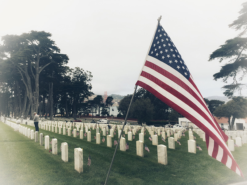 Learn about Memorial Day and how Salesforce helps veterans.