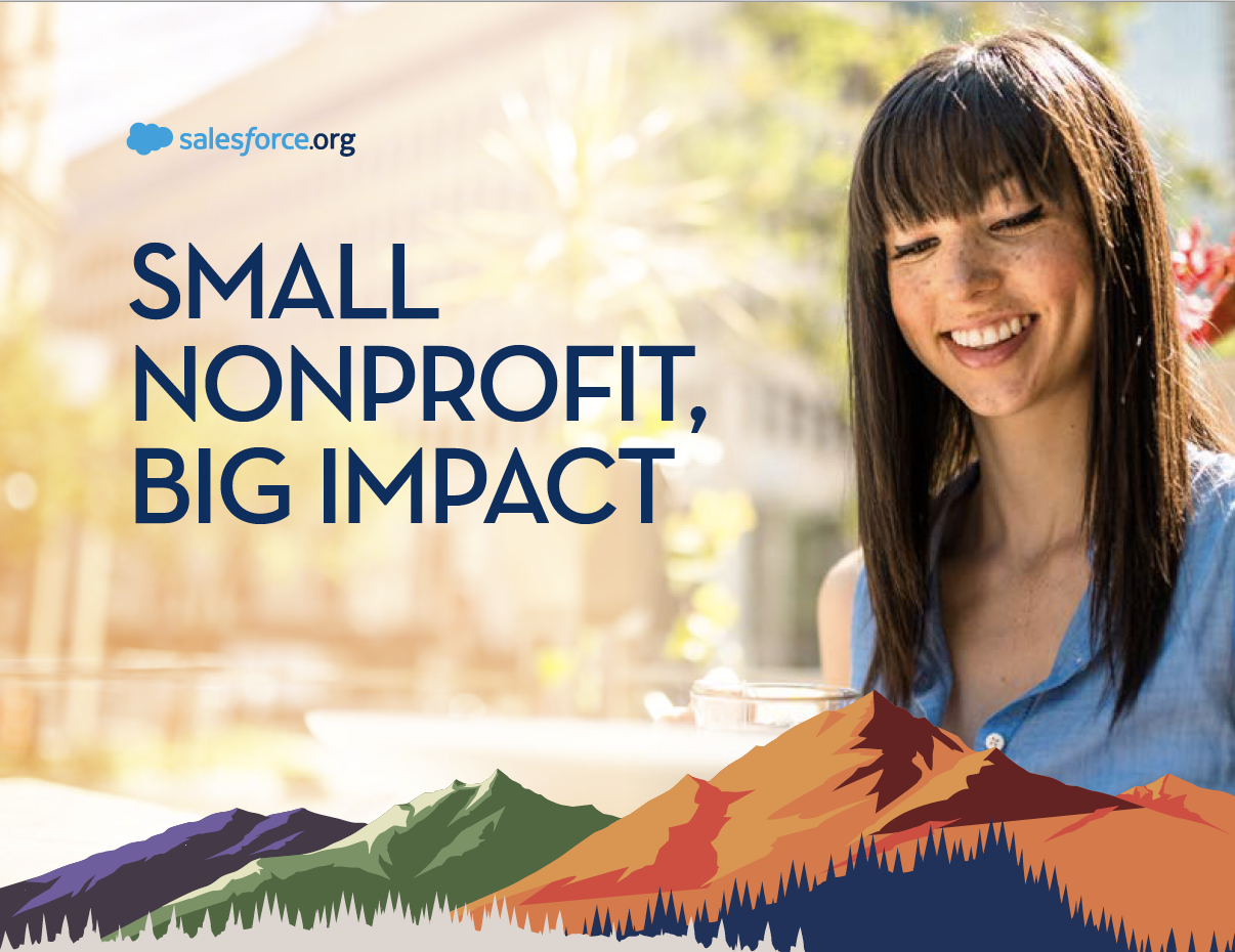 small nonprofit big impact