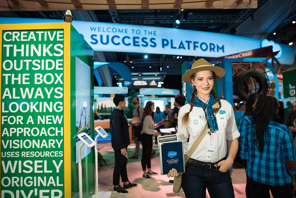 Dreamforce: drawing together global innovators from all industries