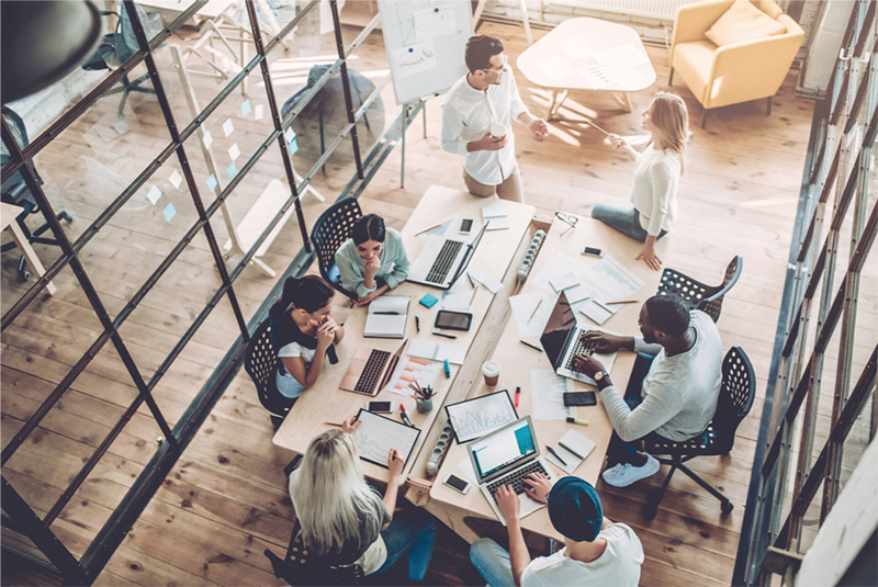 Creating a nonprofit data strategy is a team effort