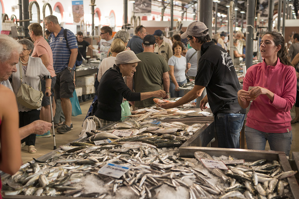 Consumers can help improve the sustainability of world fish stocks by asking where their seafood comes from.