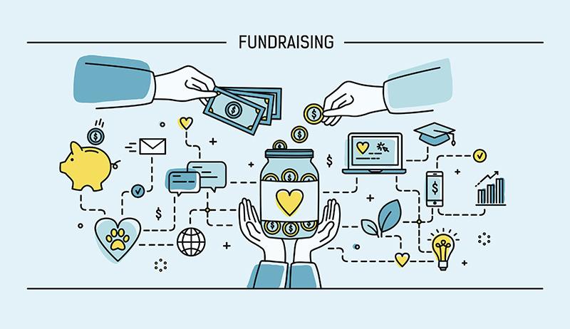 Nonprofit fundraising image