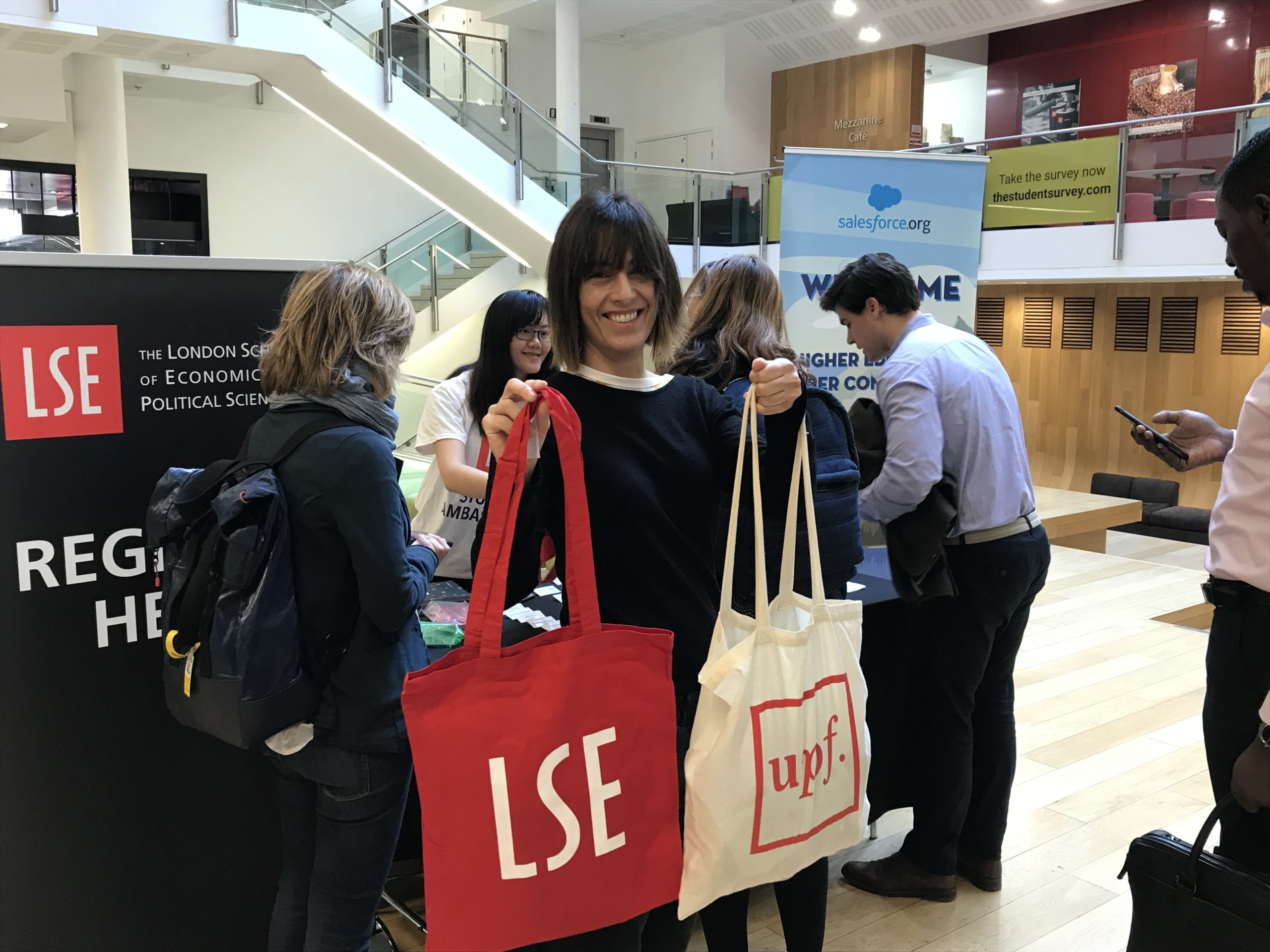 Salesforce.org higher ed user conference LSE