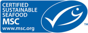 Marine Stewardship Council sustainable seafood logo - what to look for when you shop for seafood!