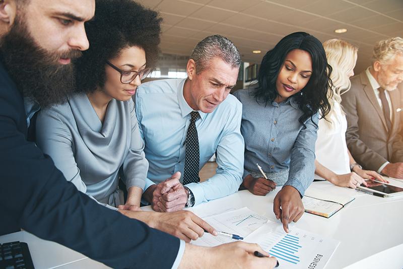 Nonprofit marketing requires teamwork.