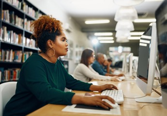 Higher ed technology enables student success