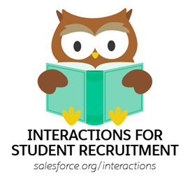 Interactions for Student Recruitment