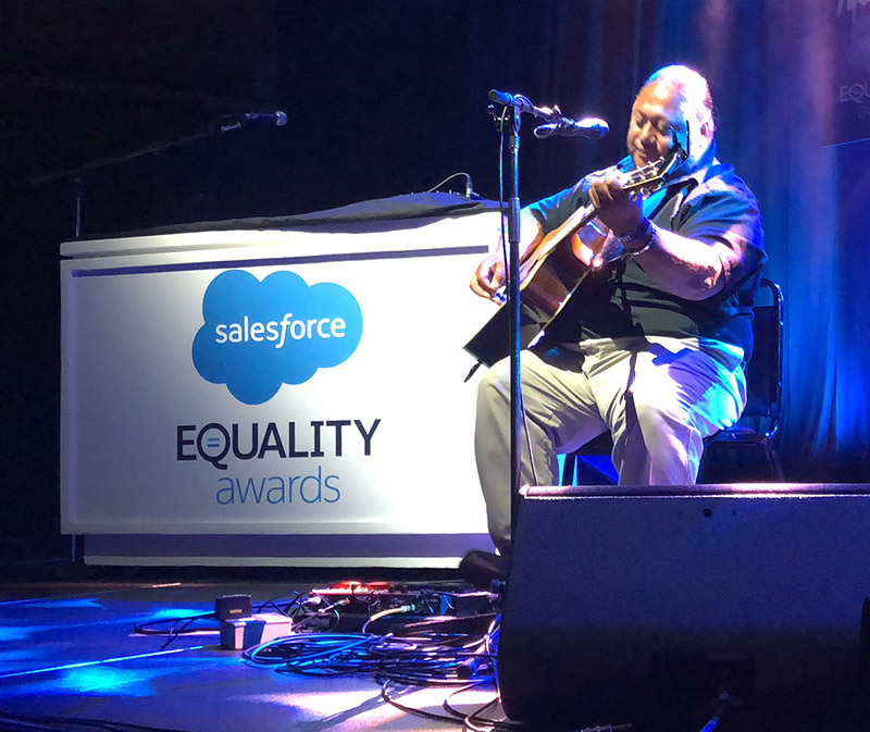 Salesforce Equality Awards with LT Smooth