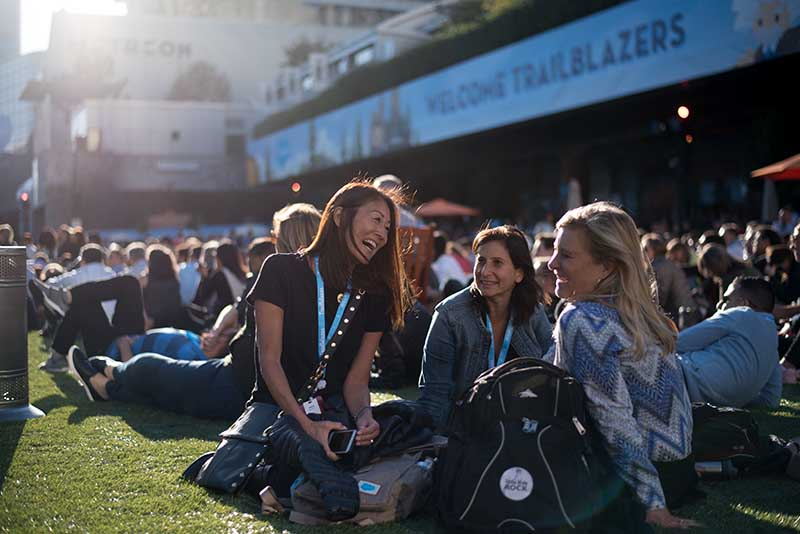 4 Perfect Days at Dreamforce '18 for Higher Ed