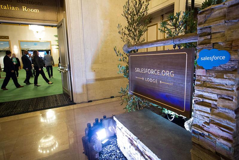 Salesforce.org Lodge at Dreamforce