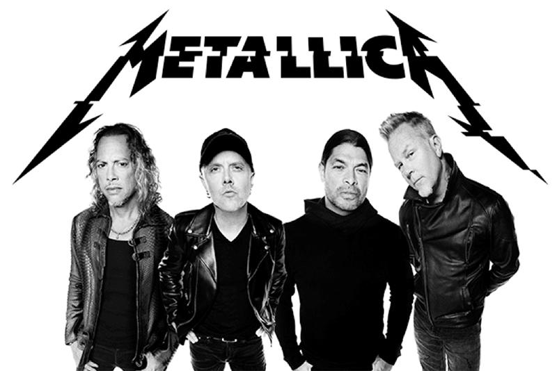 Metallica plays at Dreamfest 2018