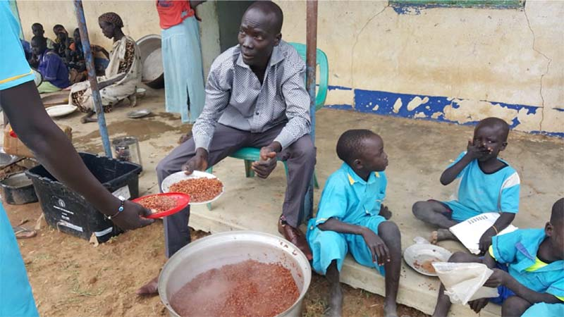 How Village Help for South Sudan Advances the SDGs