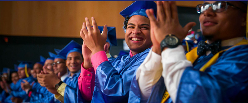 College bound high school graduates