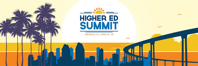 Higher Ed Summit San Diego