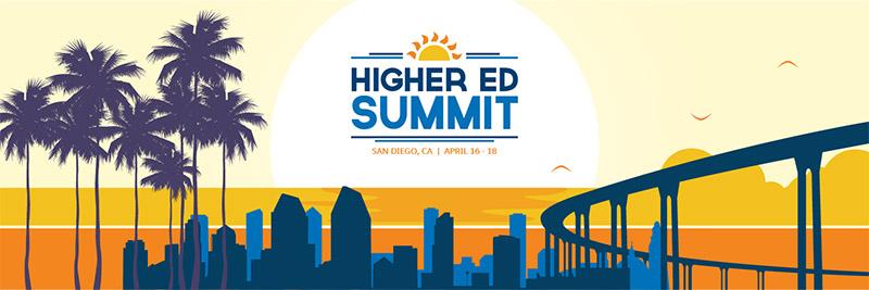 Higher Ed Summit San Diego