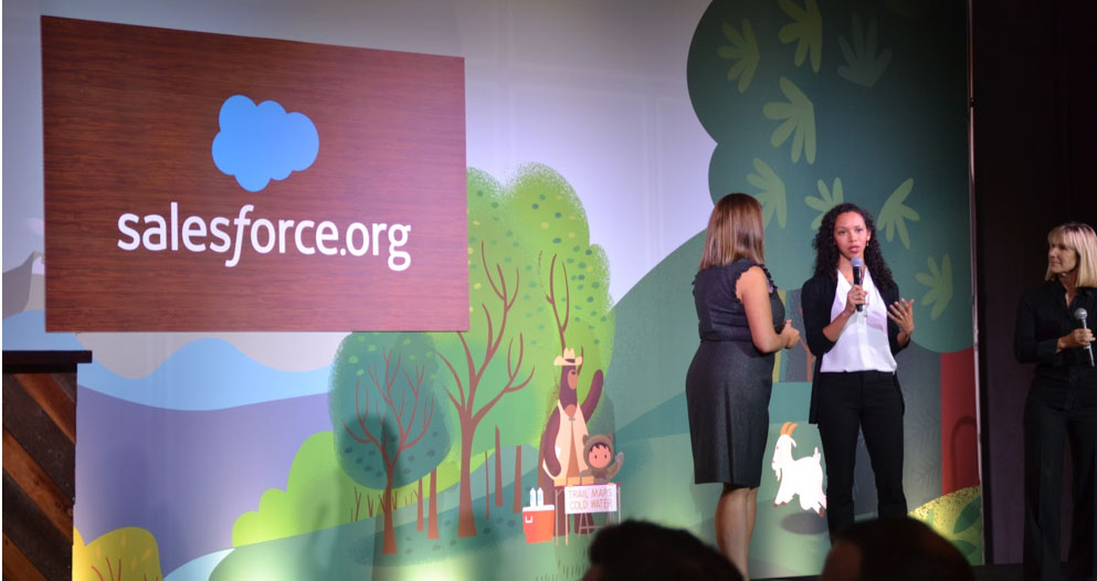 Nonprofit session at Dreamforce 2018