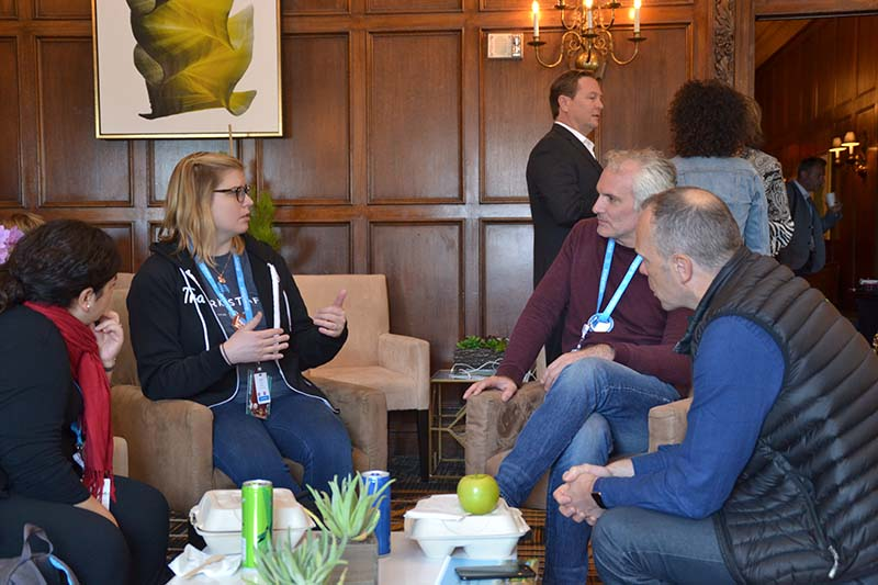Conversations at Dreamforce 2018