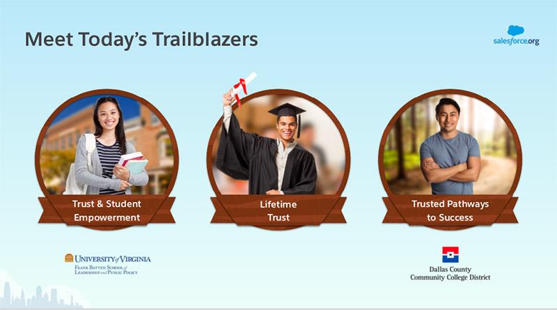 Education Cloud Keynote at Dreamforce 2018