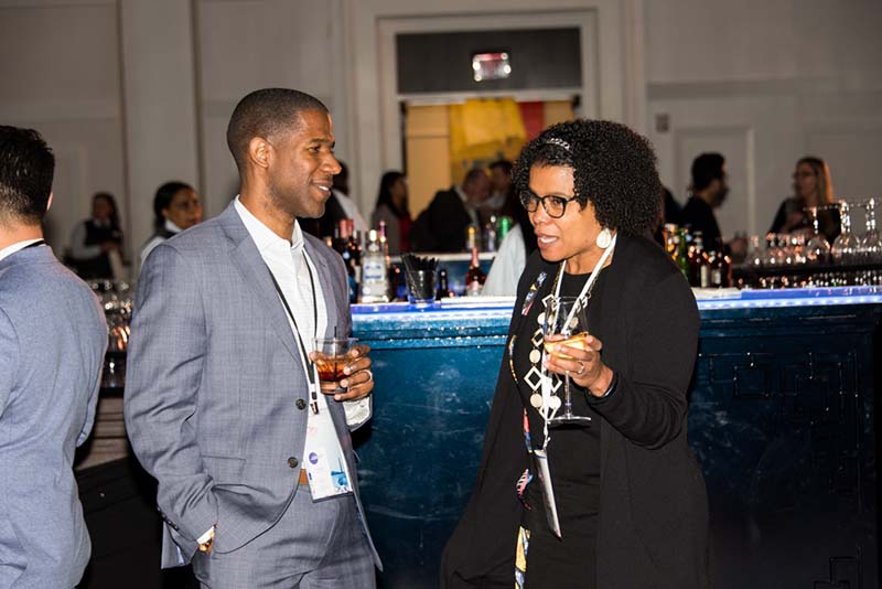 Salesforce events are great ways to reconnect with friends and meet the community!