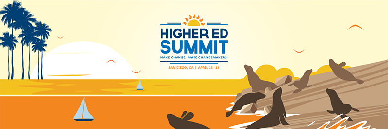 Higher Ed Summit Registration Open!