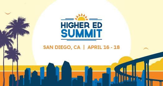 Register for Higher Ed Summit 2019