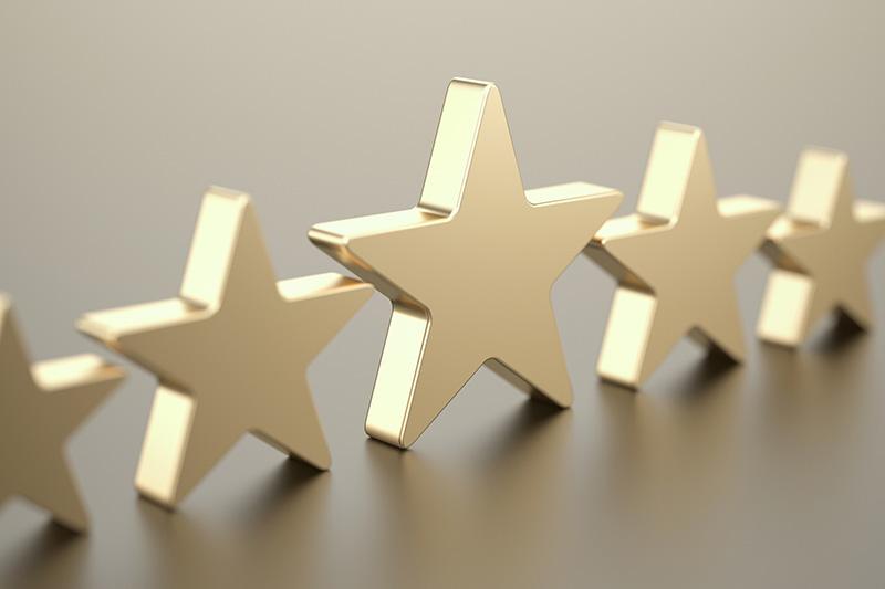 #GivingTuesday Gold Stars