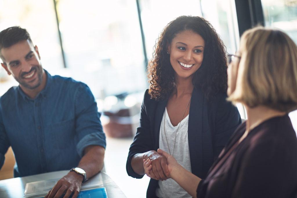 Nonprofit moves management advice