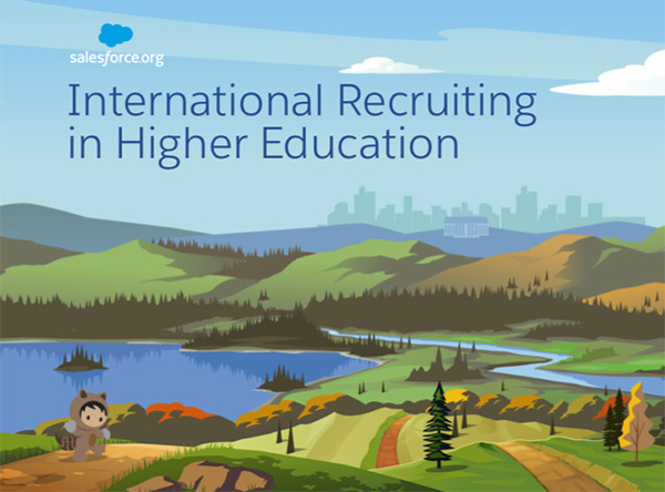 Higher Ed International Recruiting