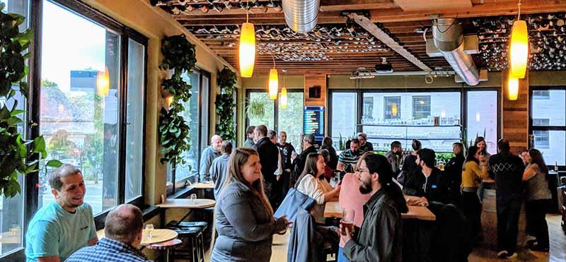 Nonprofits at Salesforce.org Portland Community Sprint