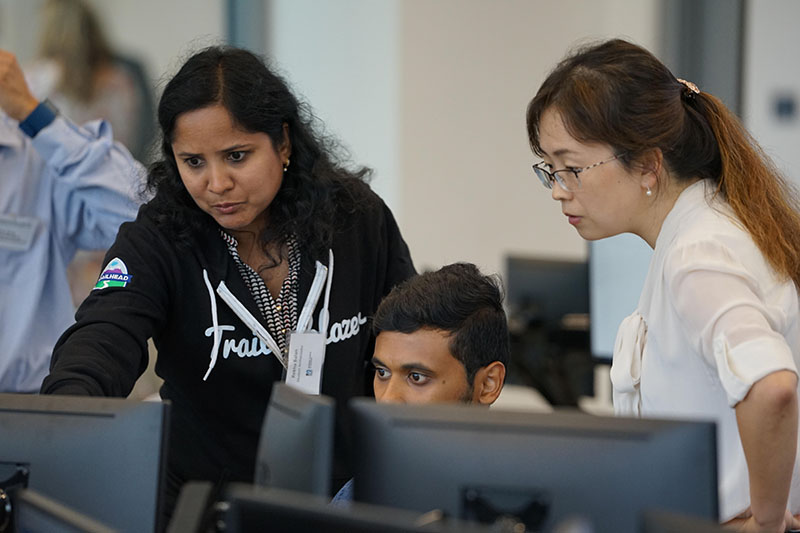 At UMass Lowell, students prepare for careers with Salesforce CRM curriculum