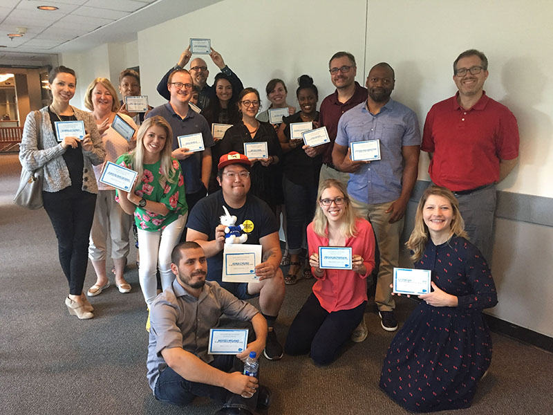 A successful Marketing Cloud implementation training at the University of Maryland – Robert H. Smith School of Business