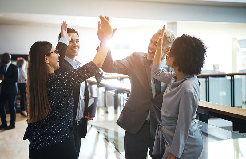 Teamwork for successful higher ed advancement