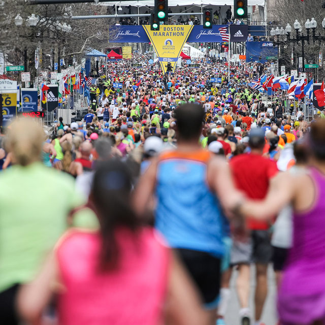 How Salesforce.org Nonprofit Cloud Powers the Boston Marathon
