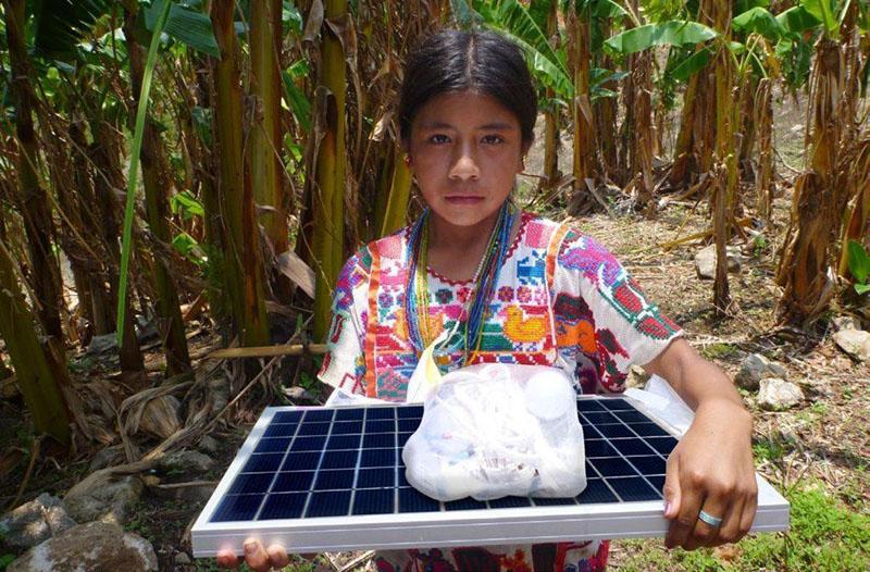 Solar Panel. Source: Iluméxico