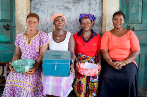 Supporting women entrepreneurs helps advance gender equity.