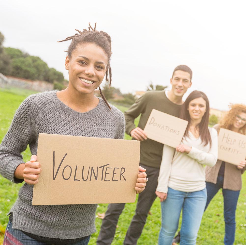Flexible Volunteering Options